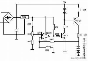 12v 24v With 24v to 36v battery charger circuit