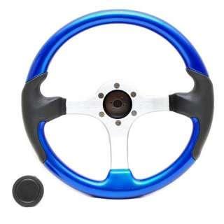 Boat Steering Wheel Blue by Procraft 14 Inch Boat Steering Wheel W Hub