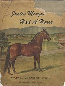justin morgan   horse wikipedia