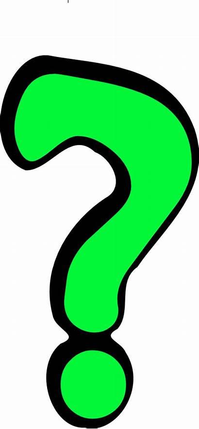 Question Clipart استفهام علامه صوره Domain خضراء