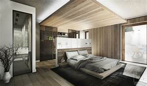 Idees Deco Chambre : 22 id es de d coration pour une chambre d 39 adulte ~ Melissatoandfro.com Idées de Décoration
