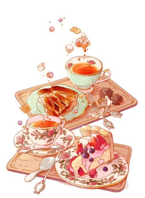cuisine dwg food illustration food illustrations ramar