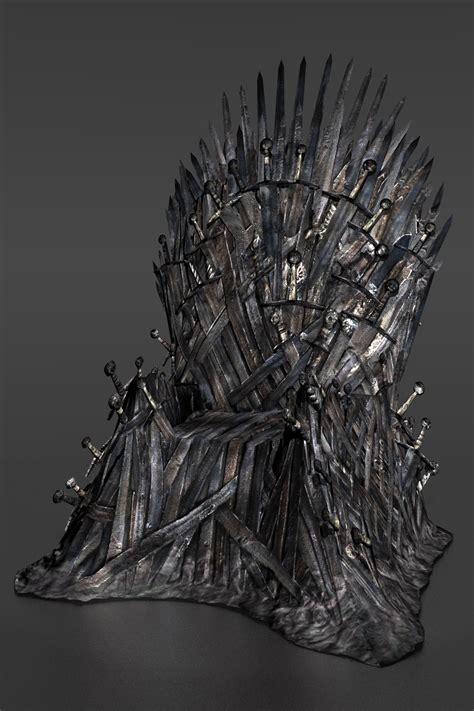 game thrones iron throne ishikahiruma deviantart