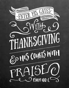 enter his gates with thanksgiving psalm 100 4 seeds of faith