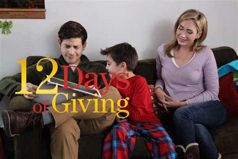 12 Days Of Giving Movie  Cast, Plot, Wiki  2017 Uptv Christmas Movies