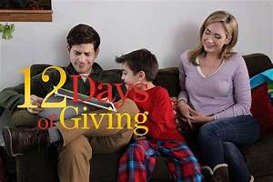 12 Days of Giving movie | Cast, Plot, Wiki | 2017 UPtv ...