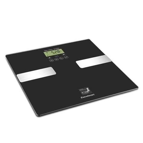 kg digital bathroom body fat scale  parameters