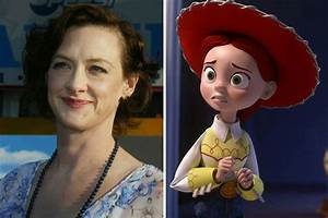 Here's what the Toy Story cast looks like in real life ...