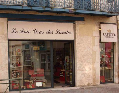 boutique orange mont de marsan lafitte foie gras tienda en mont de marsan