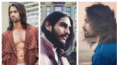 hairs  story runway boost  indian male models