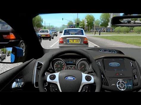 Super sport mit 431 km/h als das schnellste straßenzugelassene serienauto der welt. City Car Driving - Ford Focus ST MK3 + Download link
