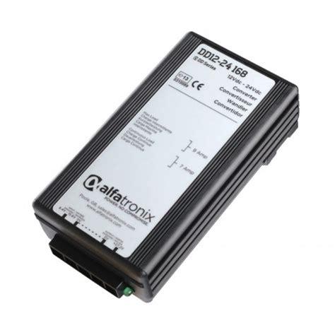 alfatronix powerverter 12vdc to 24vdc 7a converter