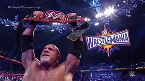 WWE WrestleMania 33: Goldberg vs Brock Lesnar will be for ...