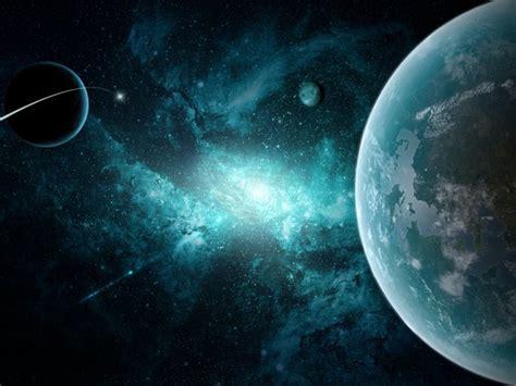 Обои галактика, звезды, космос, планеты на рабочий стол