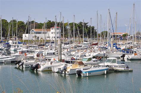 Port et chenal du Douhet, commune de St-Georges d'Oléron