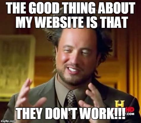 Meme Website - ancient aliens meme imgflip