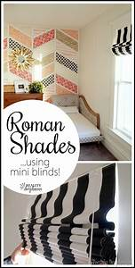 How, To, Make, Diy, Mini, Blinds, Using, Your, Existing, Mini, Blinds