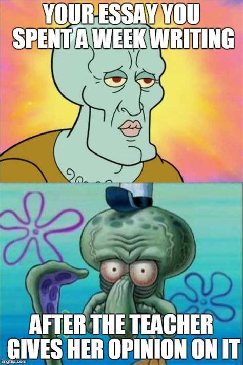 Squidward Meme - Imgflip