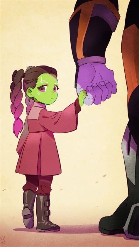 gamora thanos daughter avengers iphone wallpaper iphone