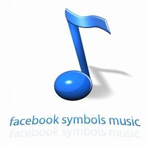 Facebook symbols music | FACEBOOK SYMBOLS