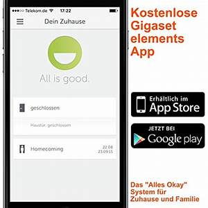 Smart Home Geräte : gigaset elements starter kit smart home ger te ~ Buech-reservation.com Haus und Dekorationen