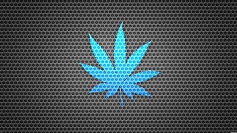 blue weed wallpaper gallery
