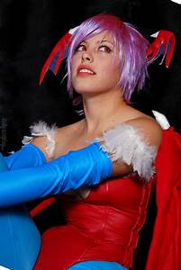 Lilith Aensland from Darkstalkers - Daily Cosplay .com