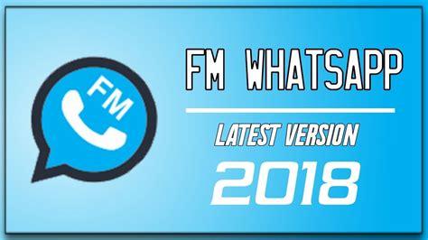 fm whatsapp for windows phone apktodownload