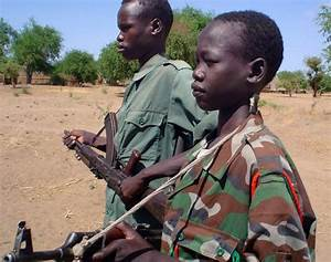 S. Sudan's Yau Yau pledges to demobilize child soldiers ...