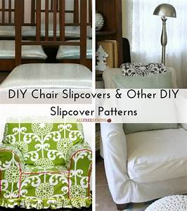 diy chair slipcovers other diy slipcover patterns With furniture slipcovers patterns
