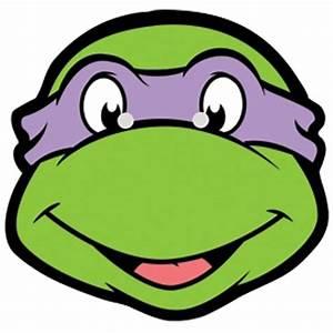 Teenage Mutant Ninja Turtles Donatello Party Masks