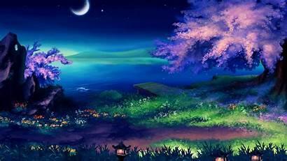 Fantasy Night Desktop Wallpapers Pc Pretty Wattpad