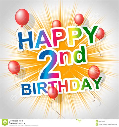 Happy Birthday Picture 2 by Happy Birthday Indicates Congratulating Celebrating And