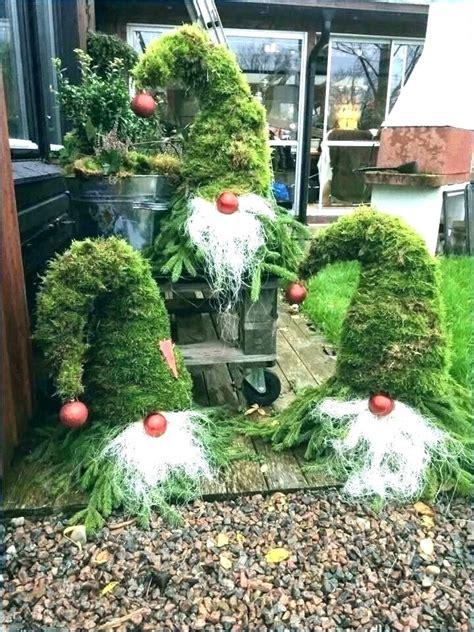 Weihnachtsdeko 2018 Trends Garten by Weihnachtsdeko Fur Draussen Selber Machen Basteln Aussen