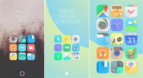 icon packs for android best new icon packs for android december 2014