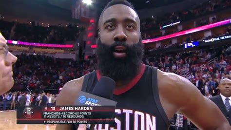James Harden becomes the first player in NBA history to ...