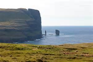 Faroe Islands Located