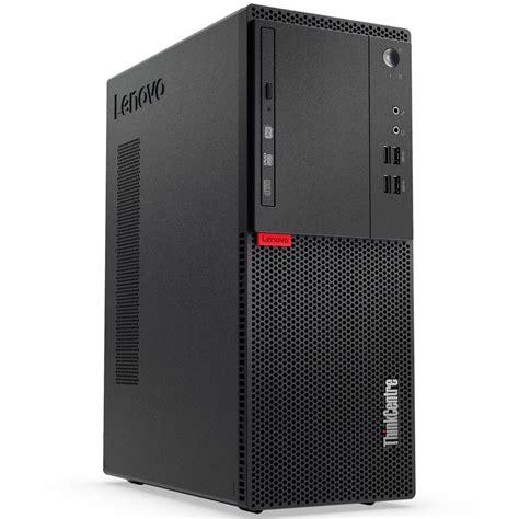 tour ordinateur de bureau lenovo thinkcentre m710 tour 10m9000cfr pc de bureau