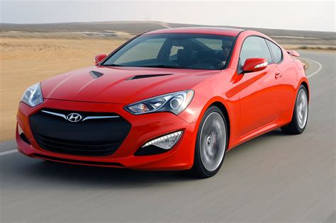 Hyundai Genesis Coupe Priced Automobile