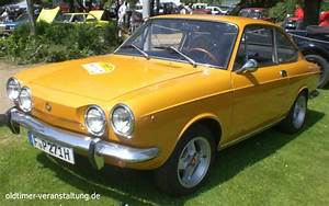Fiat 850 Coupé Sport A Vendre : fiat 850 sport coupe pictures photos information of modification video to fiat 850 sport ~ Gottalentnigeria.com Avis de Voitures