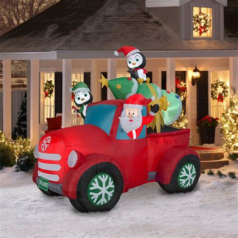 the 8 best christmas inflatables to buy in 2017