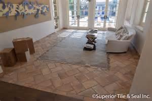floors 171 superior tile seal inc
