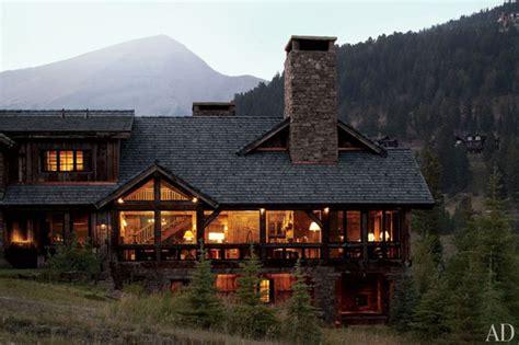 awesome mountain house ideas home design  interior