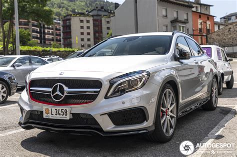 New mercedes gla amg 2019 review interior exterior. Mercedes-Benz GLA 45 AMG Edition 1 - 10 December 2019 - Autogespot