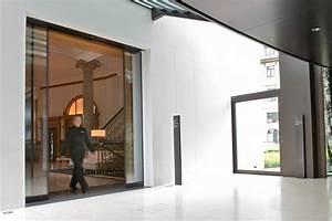 Türheber Für Schwere Türen : lineare teleskopschiebet r f r besonders schwere t ren ~ Orissabook.com Haus und Dekorationen