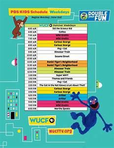 PBS KIDS Double Your Fun Summer TV Schedule | PBS Kids ...