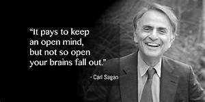 Best Carl Sagan... Sagan Famous Quotes