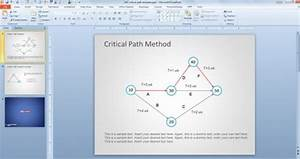 Top 4 Critical Path Diagram Template For Powerpoint