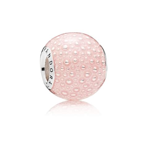 Sārtā Burvība - 797091EN160 | Pink enamel, Pink charm ...