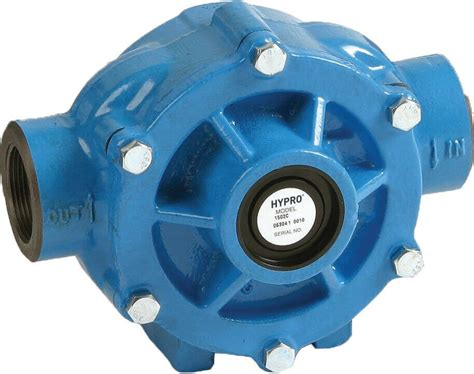hypro cast iron roller pump   npt    npt